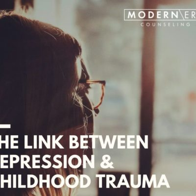 The link between depression and childhood trauma