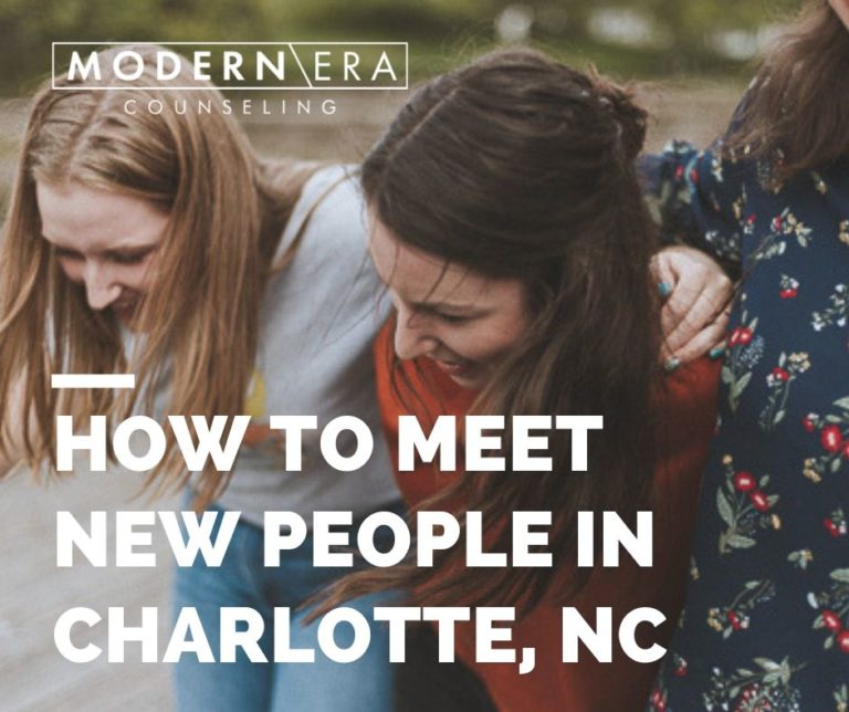How to Meet New People in Charlotte, NC