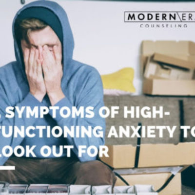 Spotting the Signs: Five Symptoms of High-Functioning Anxiety to Look Out For