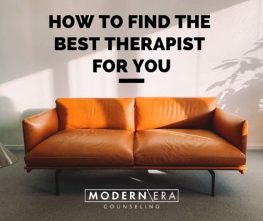 How to Find the Best Therapist for You