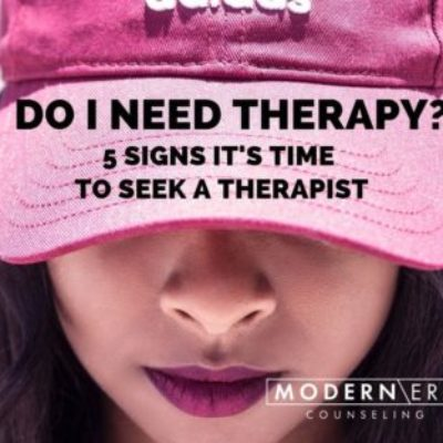 Do I Need Therapy? 8 Signs It's Time To Seek A Therapist