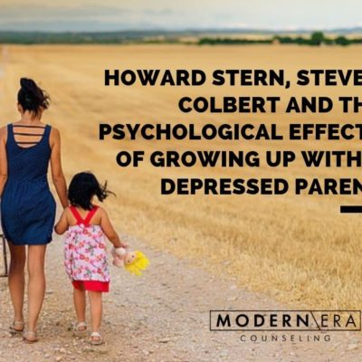 Howard Stern, Steven Colbert and the Psychological Effects of Growing Up with a Depressed Parent
