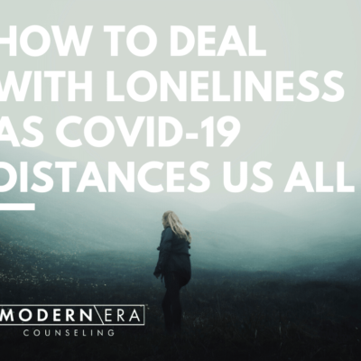 How to deal with loneliness as COVID-19 distances us all